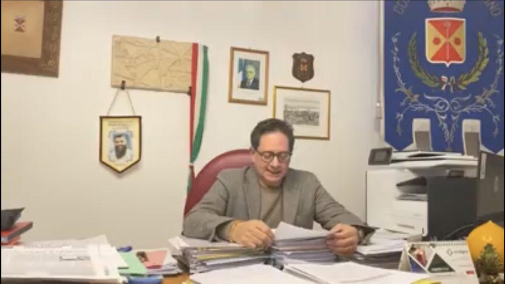 il sindaco luca Convertini risponde ospedale di cisternino