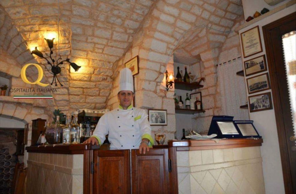 Mario Lorusso la taverna della torre ristorante