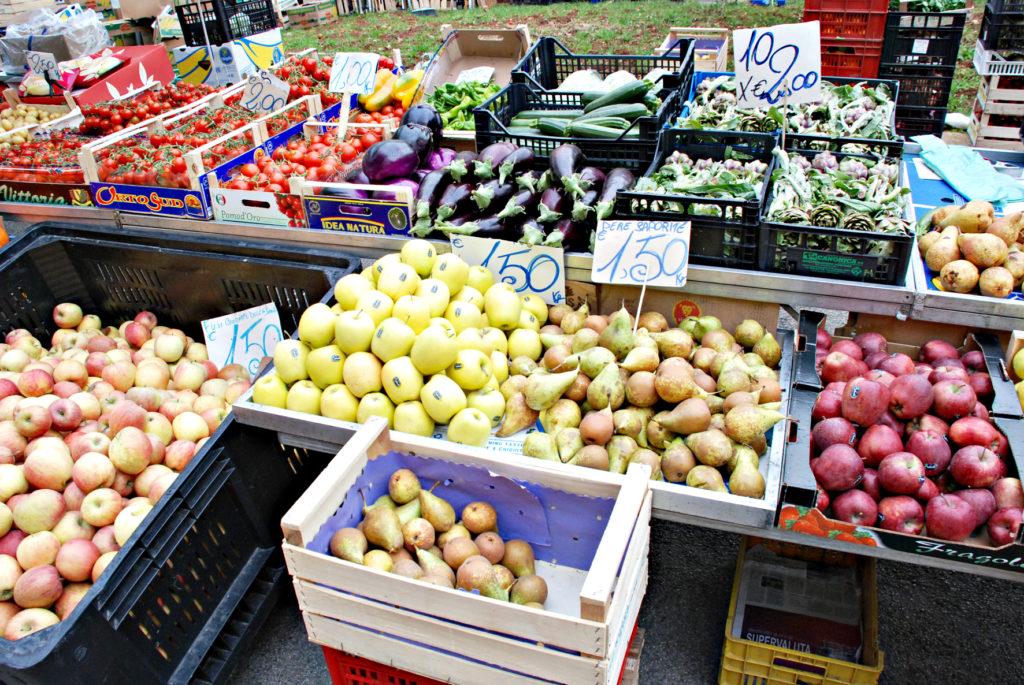 frutta ortofrutta mercato