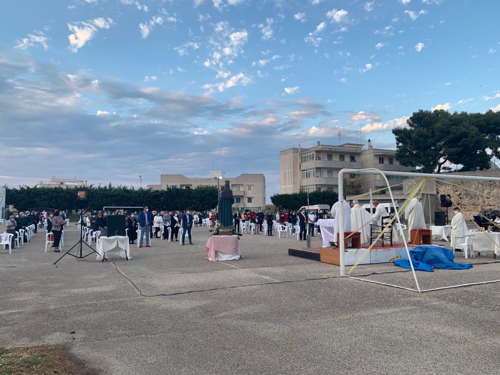 La festa Maria Ausiliatrice a Cisternino 2020