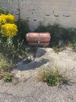abbandono rifiuti cisternino