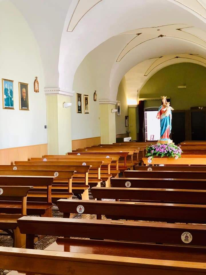 oratorio dei Salesiani di Cisternino riapre