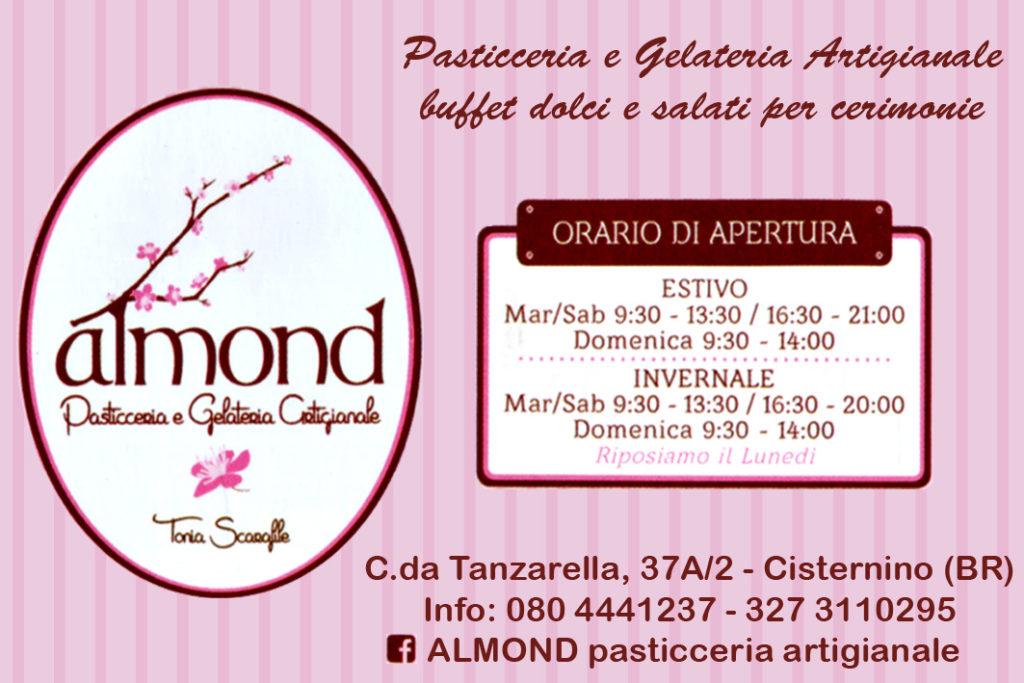 Pasticceria caffetteria almond