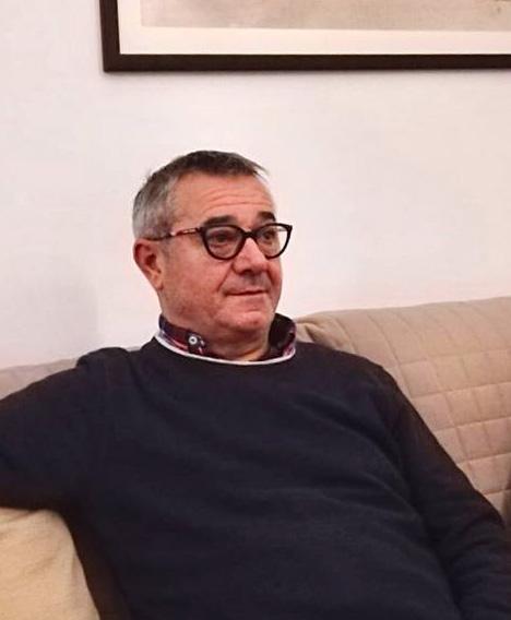 marco sicilia presidente della proloco cisternino