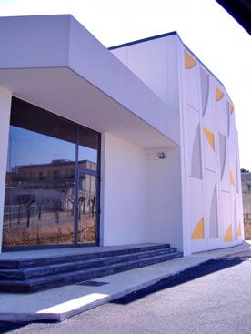 cinema teatro paolo grassi di Cisternino