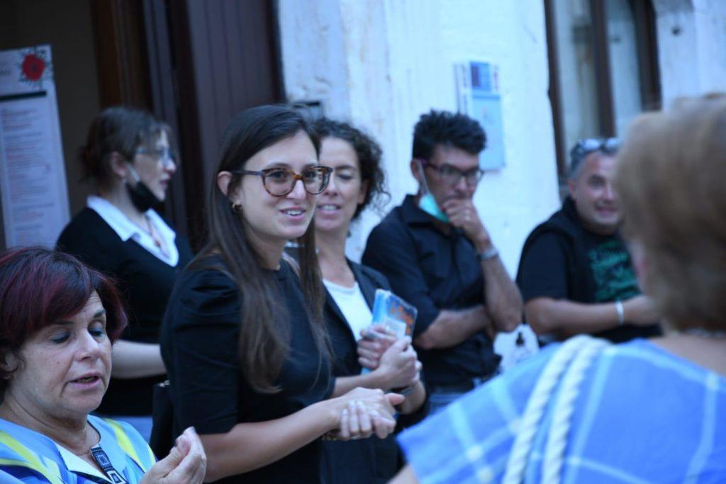 poesie fra i vicoli di Cisternino