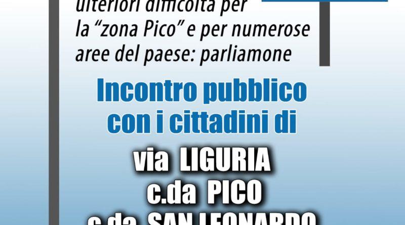Pubblico incontro col movimento politico Opportunità Civica Cisternino