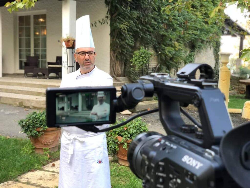 chef di Cisternino Giacomo Soleti