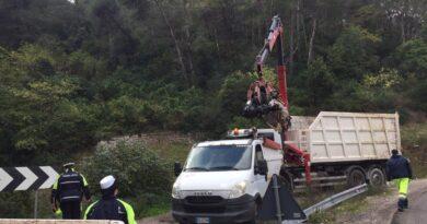Raccolta rifiuti nella Gravina di Cisternino e non solo