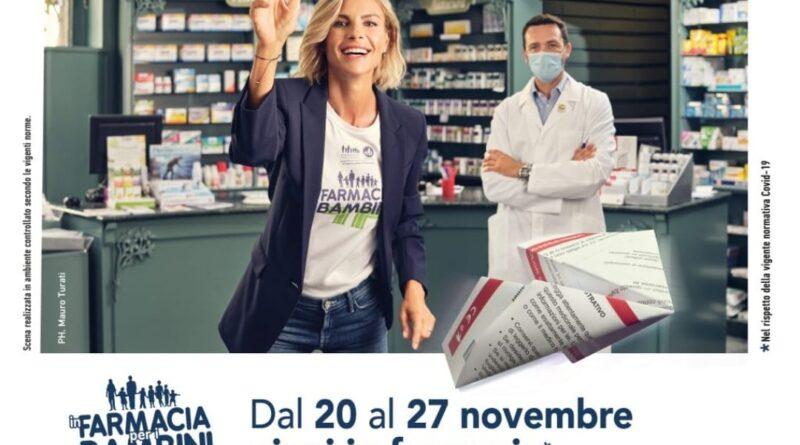 """A Cisternino """"IN FARMACIA PER I BAMBINI"""""""