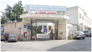 L'ospedale di Ostuni diventa Covid
