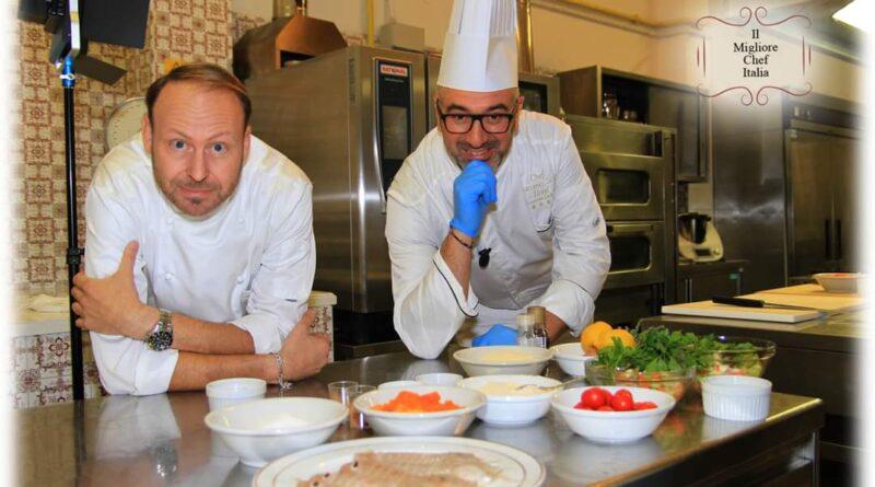 """Chef Giacomo Soleti conquista la giuria de """"Il migliore chef Italia"""""""