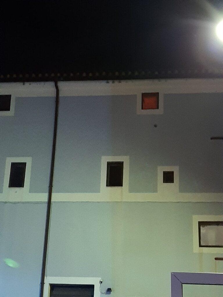 Incendio in ospedale a Cisternino