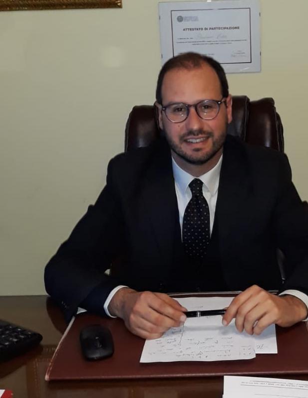 Pierfranco Zizzi diventa Commissario