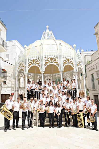 """L Orchestra di Fiati """"Città di Cisternino"""""""