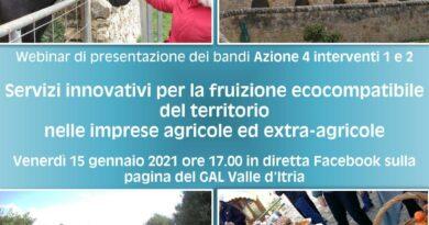 Servizi innovativi per le strutture ricettive della Valle d'Itria