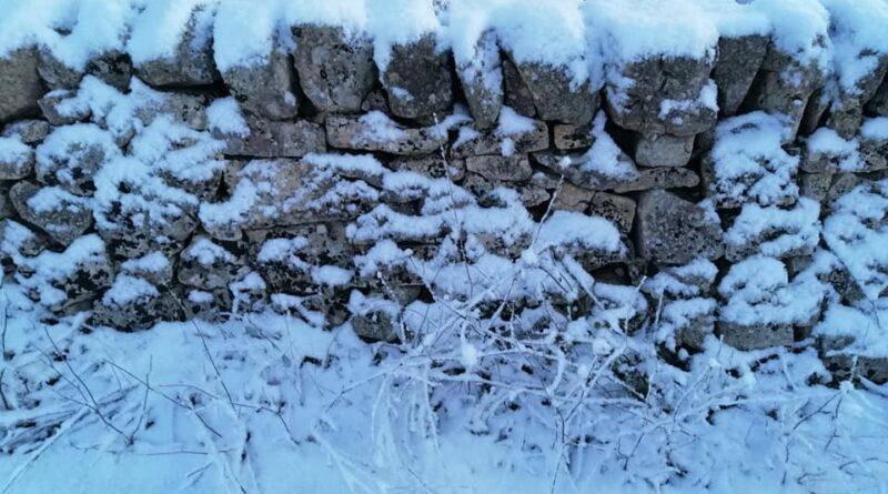 Arriva il freddo a Cisternino