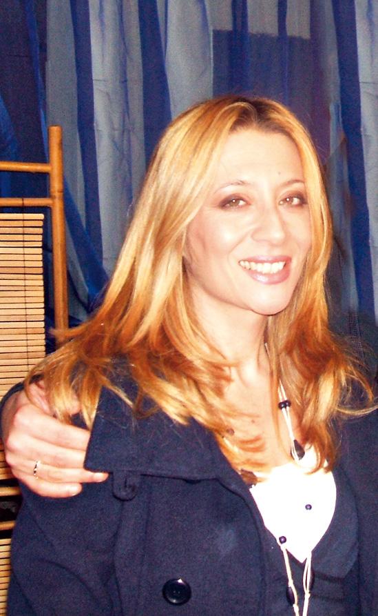 Antonella Caramia nella giuria del Festival di Sanremo