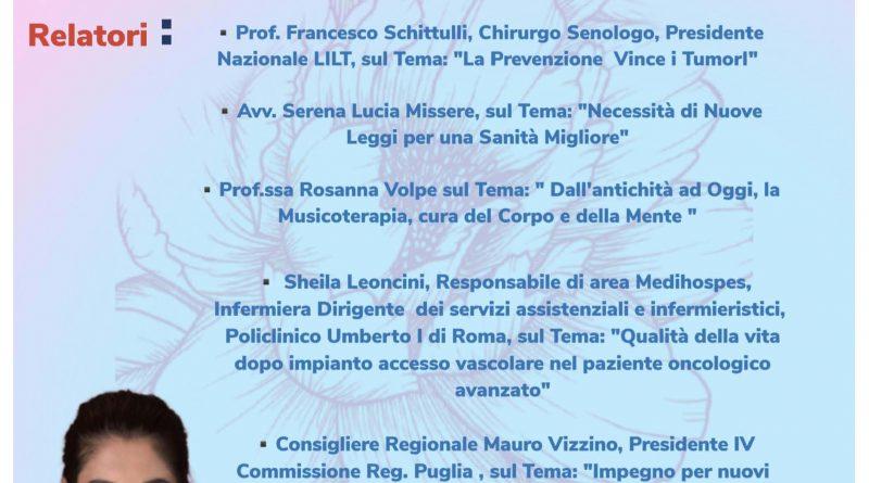 """Incontro tematico """"Oncologia e Nuove Frontiere"""""""