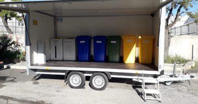 Cisternino: ampliato il servizio di isole ecologiche mobili
