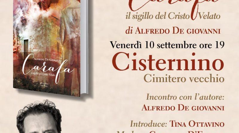 CARAFA il sigillo del Cristo Velato fa tappa a Cisternino